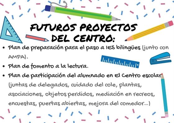 futuros proyectos