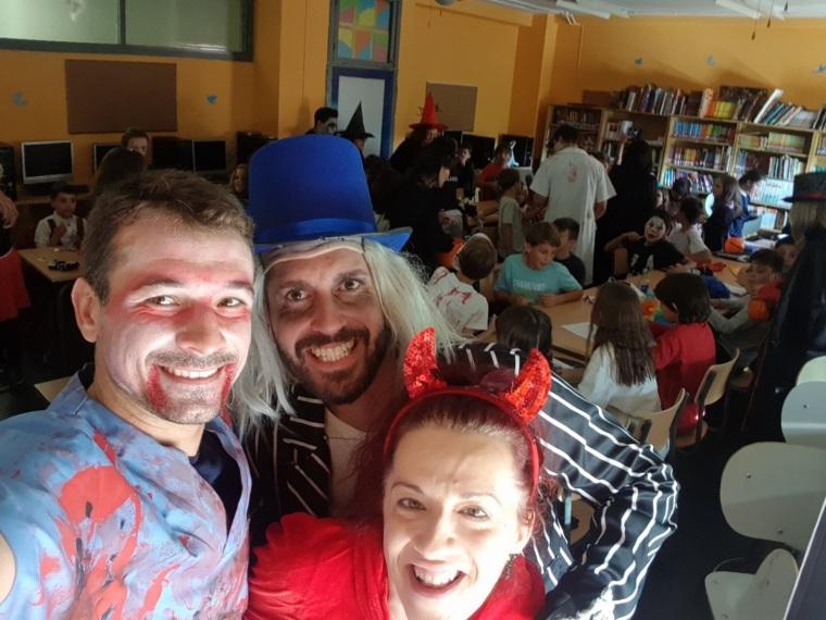 Actividades Halloween Teatros